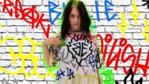 Billie Eilish launches graffiti-inspired clothing line