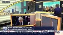 Boris Johnson succède à Theresa May - 24/07