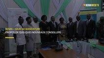 Bénin – HAAC 6e mandature : propos de quelques nouveaux conseillers