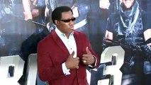 Wesley Snipes congratulates Mahershala Ali on 'Blade' casting