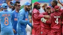 Team India's West Indies Tour 2019 : Fight Between Team India Vs West Indies !