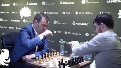 Grand Prix FIDE Riga 2019 Final Tie-breaks