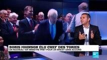 Boris Johnson promet un Brexit le 31 octobre : comment compte-il s'y prendre ?