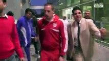 Franck Ribéry en guerre avec son ex-agent : le footballeur a été entendu par la justice