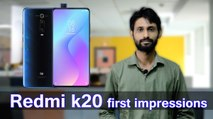 Redmi K20 Unboxing, First Look, Price, Features, Competitors - Gizbot