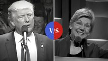 Elizabeth Warren vs Donald Trump: A blow-by-blow account of a turbulent history