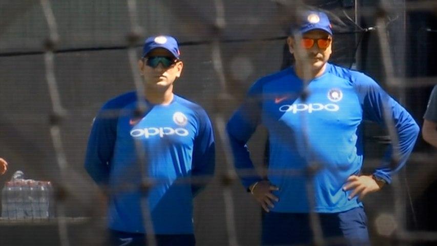 India VS Australia: Team India practices at Adelaide