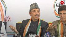 Congress Leader Ghulam Nabi Azad: We are ready to walk with every party that wants to defeat BJP