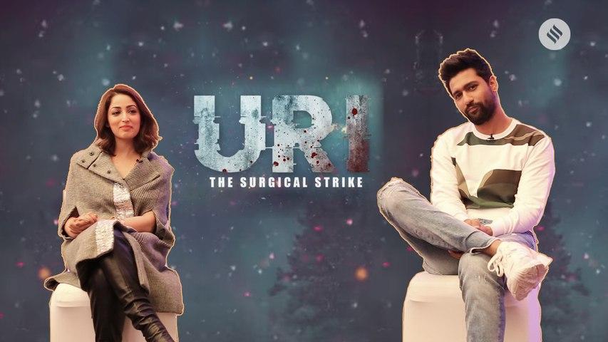 Vicky Kaushal and Yami Gautam Give 5 Reasons to Watch Uri