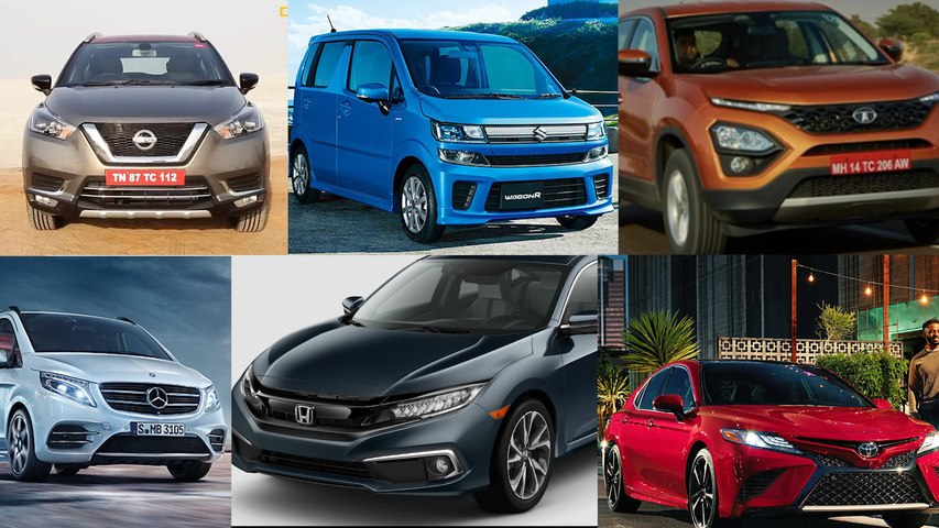 Weekly Auto Wrap: New car launches in January | Aadhaar linking to driving licence