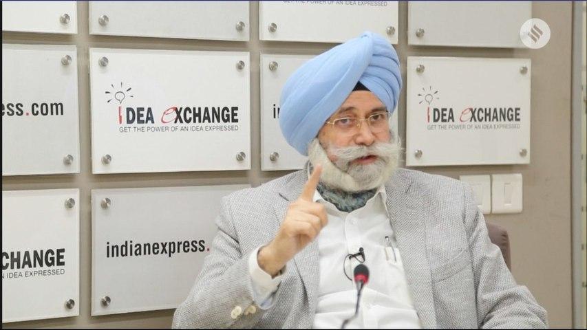 Idea Exchange | Senior Lawyer H S Phoolka