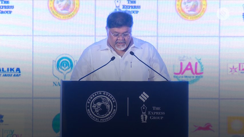 RNG Awards 2019: Express Group Chairman And Managing Director Viveck Goenka's Opening Address