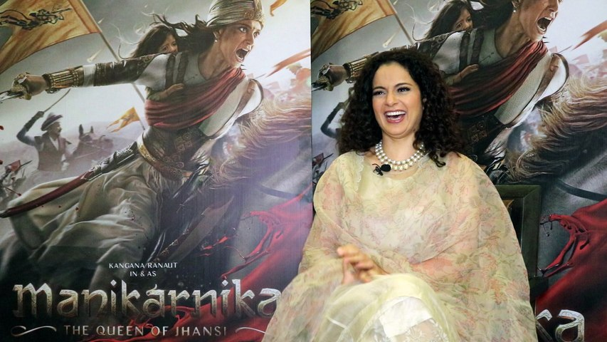 Sissy men don't like fierce women: Manikarnika actor Kangana Ranaut