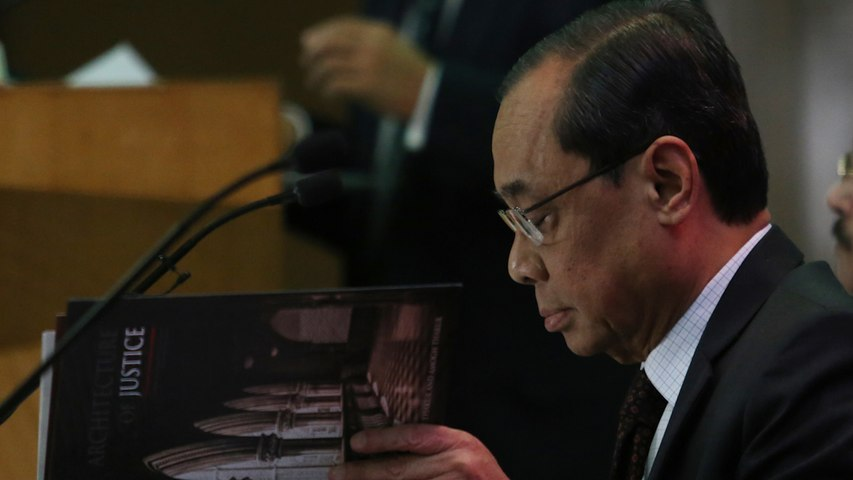 CJI Gogoi withdraws from hearing plea