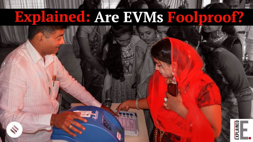 Explained: Are EVMs Foolproof?