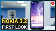 Nokia 3.2 with Snapdragon 429 processor launched in India: First Look