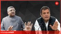 Rafale file 'stolen': Prosecute PM, says Rahul, BJP hits back
