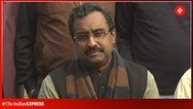 Asked EC to hold Assembly poll in J&K as early as possible: Ram Madhav