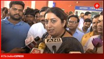 After enjoying power for 15 years in Amethi, he is running away: Smriti Irani on Rahul Gandhi