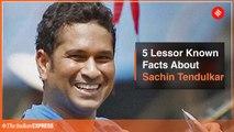 Sachin Tendulkar Birthday: 5 Lesser Known Facts about the Master Blaster