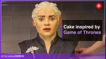 Baker whips up Daenerys Targaryen cake