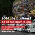 Thibaut Pinot : son histoire avec le Tour de France