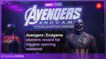 Avengers: Endgame shatters record for biggest opening weekend