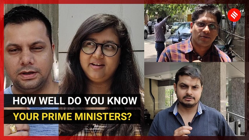 How well do you know your Prime Ministers?