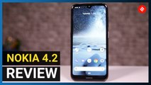 Nokia 4.2 review: A compact phone in the budget segment