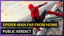 Spider-Man Far From Home: Audience Review