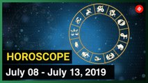 Today's Horoscope: Your week ahead (July 08 , 2019 to July 13 , 2019)