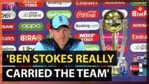 Ben Stokes' performance almost superhuman, says England captain Eoin Morgan