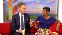 BBC Breakfast presenter Naga Munchetty says she's been told to 'go home' in reaction to Trump tweet