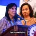Robredo, Arroyo net satisfaction ratings dip in June – SWS