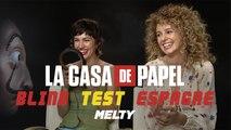 La Casa de Papel - Le cast se frotte à un blind test espagnol !