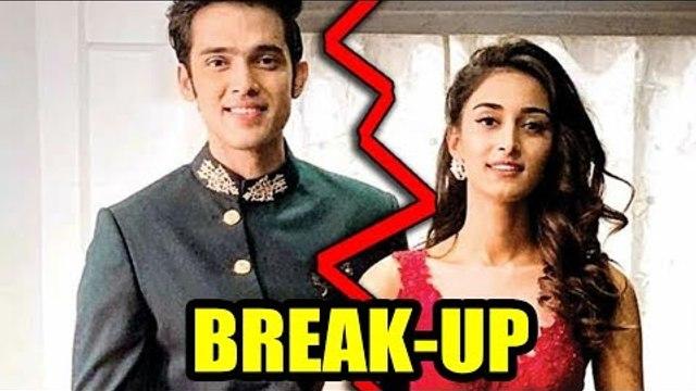 Kasautii Zindagii Kay leads Parth Samthaan and Erica Fernandes allegedly BREAK-UP