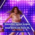 Happy Birthday, Jennifer Lopez!