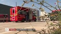 Pompiers : un arsenal ultramoderne pour lutter contre les flammes