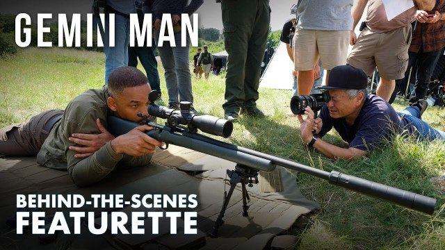 Gemini Man Featurette - Becoming Junior (2019) Will Smith, Mary Elizabeth Winstead Action Movie HD