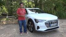 Une semaine au volant de l'e-tron, le SUV électrique d'Audi