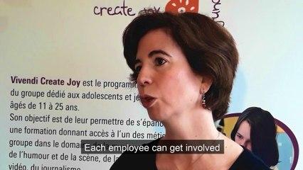 The Vivendi Create Joy Fund