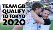 England men secure GB qualification to Tokyo!