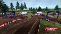 2019 Washougal National Track Map - Flyover