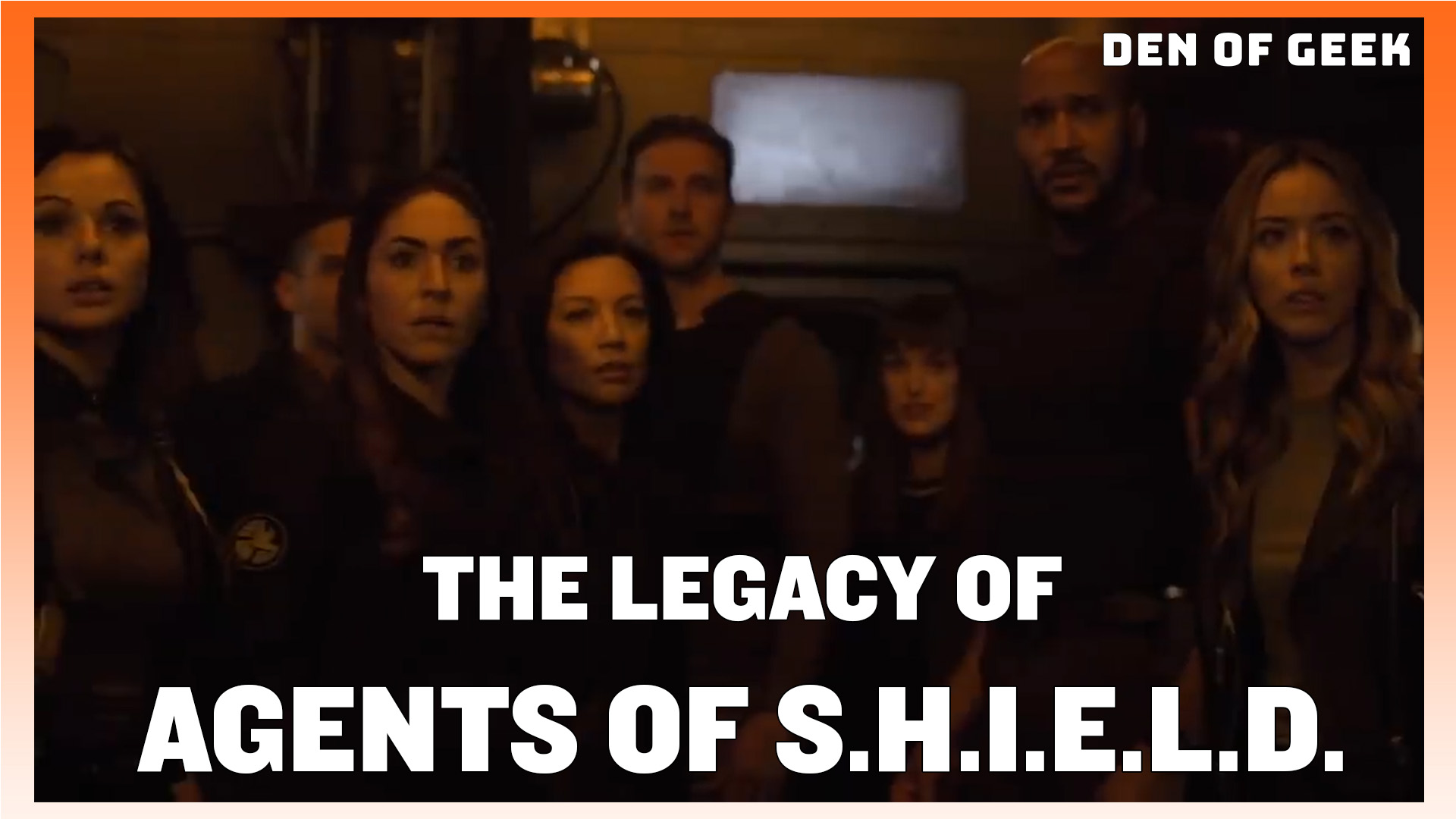 SDCC 2019: Agents of S.H.I.E.L.D. Interview