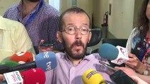 PSOE da un ultimátum a Podemos sobre la oferta que le ha hecho esta mañana