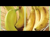 So musst du nie wieder Bananen wegschmeißen. Das musst du sehen!