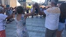 Apprendre les pas des danses bretonnes
