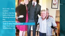 'LPBW' Star Matt Roloff Proudly Shows Off Son Jacob's 'Final Look' Before Nuptials
