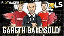LOLs | Zidane gets his way and finally sells Gareth Bale [Parody]