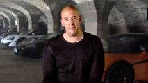 Fast & Furious Presents: Hobbs & Shaw: Hiram Garcia On Director David Leitch